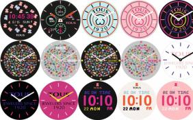 三星与珠宝商Tous合作推出特别版Galaxy Watch3智能手表