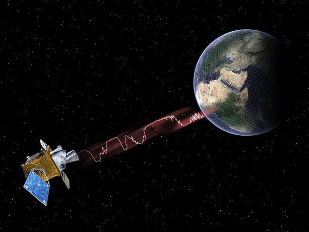 我国首条小卫星智能生产线首颗卫星下线