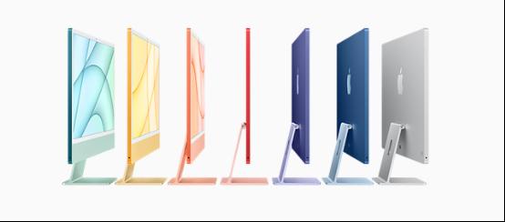 苹果M1 iMac性能测试数据曝光 多核性能快了24%