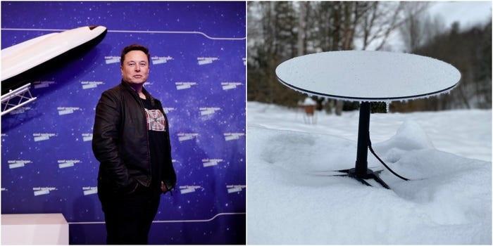 """谷歌将协助SpaceX""""星链""""卫星提供互联网服务"""