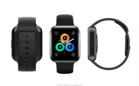 魅族智能手表外观图曝光 四角圆润有弧度形似苹果Apple Watch