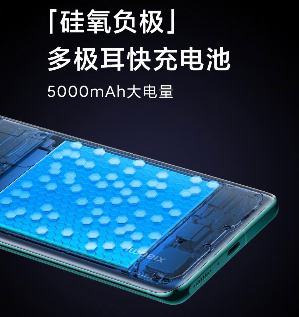 消息称小米正搞大容量并联双电芯手机 快充性能有望提升至120W