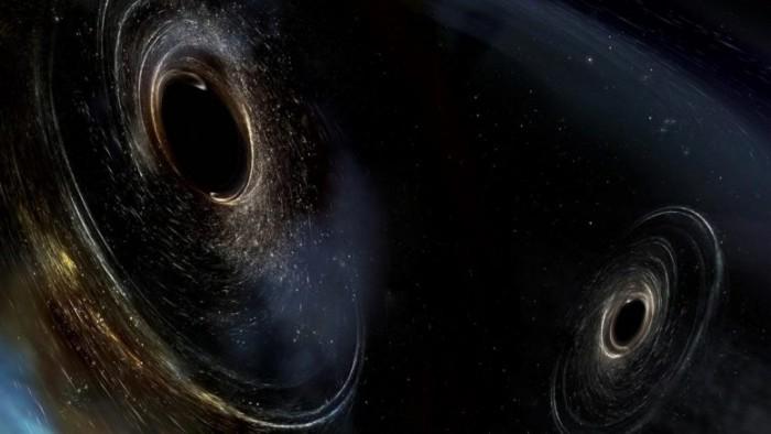 双黑洞自旋或助科学家揭示广义相对论和恒星的寿命问题
