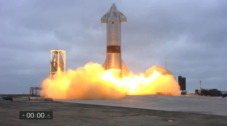 SpaceX成功完成对SN15星际飞船实施的高空飞行测试