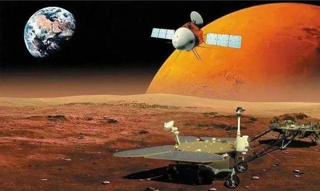圆满! 我国首次火星探测任务着陆火星取得成功