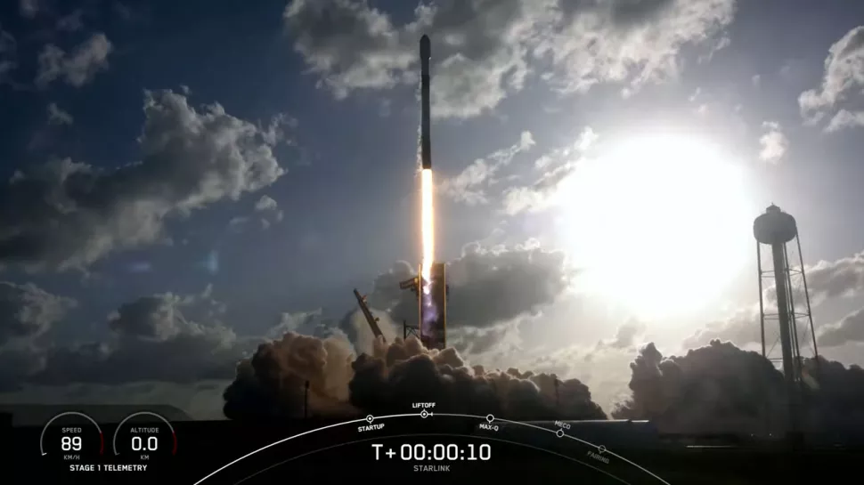 52颗! SpaceX猎鹰9号火箭成功发射第28批星链卫星