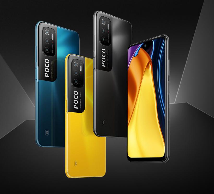 搭载天玑700芯片 POCO M3 Pro 5G将是POCO首款M系列智能手机