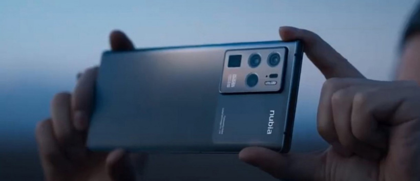 努比亚Z30 Pro手机将采用3D曲面设计 外观类似中兴Axon30 Ultra