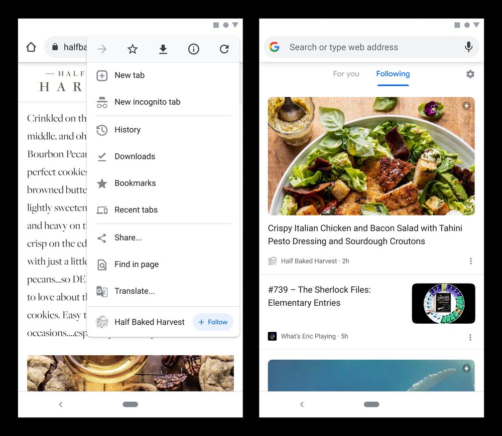 谷歌最新Chrome浏览器可实现RSS阅读器的集成