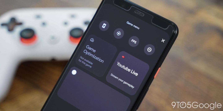Android12系统中自带游戏模式开启后可解锁一系列新功能