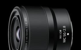 尼康发布两款Z卡口微距镜头 适用于Z系列微单相机