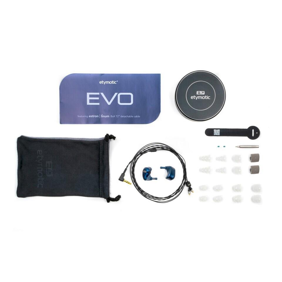 音特美首款多单元动铁耳机EVO发布 内置双低频动铁单元