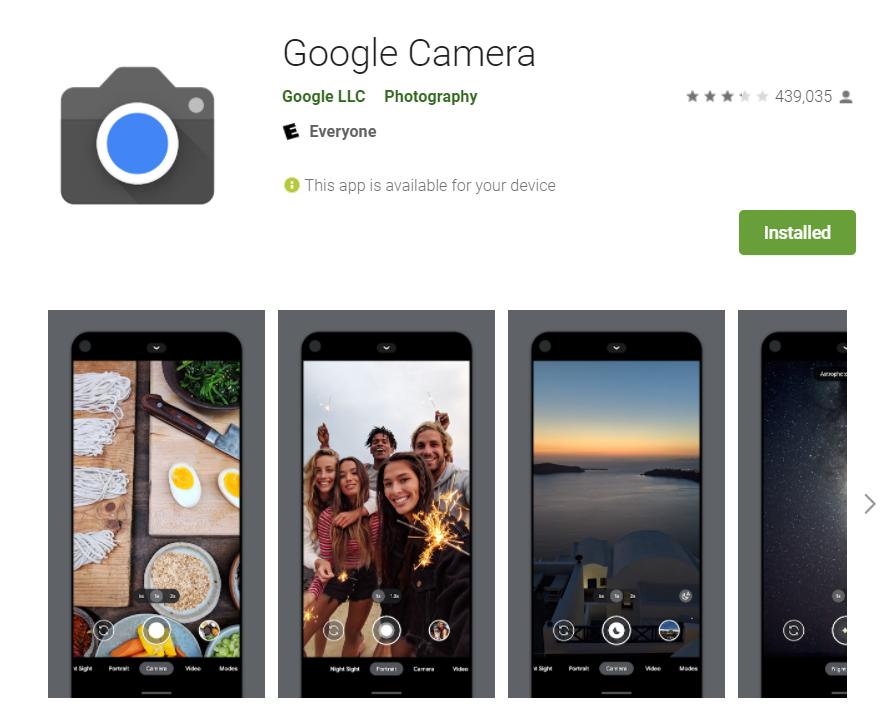 谷歌更新Pixel Tip App 谷歌相机有望支持天文延时摄影