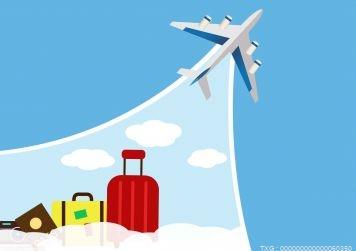 湖南机场客流前6个月同比增长78.3%