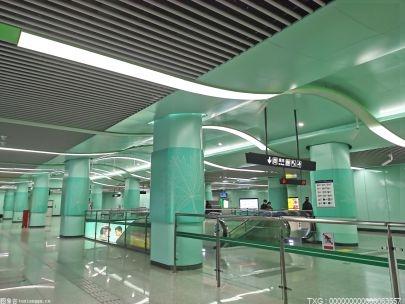 广州地铁或增至53条线路 总长2029公里