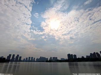 杭州明天下午将有一次降雨过程 国庆假期再次回归晴热
